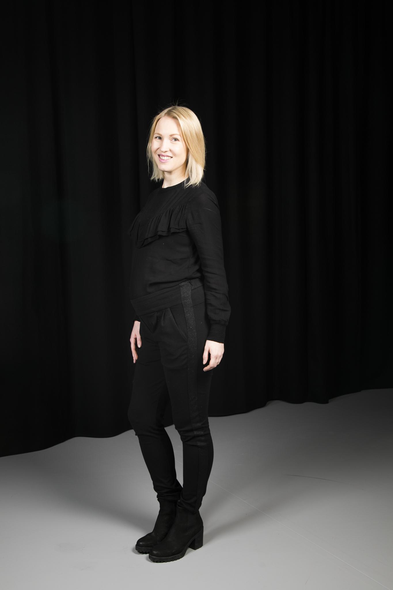Noora Kykkänen/Tanssin talo. Kuva: Jonne Sippola